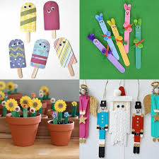 Kids Fun Craft - 148 best popsicle stick crafts images on pinterest craft sticks