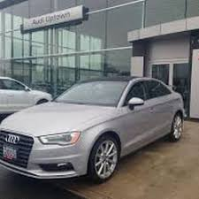 audi uptown toronto audi uptown 10 reviews car dealers 4088 hwy 7 unionville