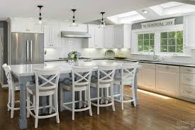 The Kitchen Furniture Company A Bright And Cheerful Sanctuary In Madison Ct The Kitchen