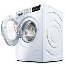 Bosch Clothes Dryers Bosch Wat28400uc 300 Series 2 2 Cu Ft Compact Washer White