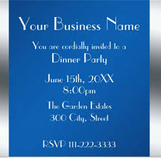 Dinner Party Agenda - business meeting agenda business invitation template business