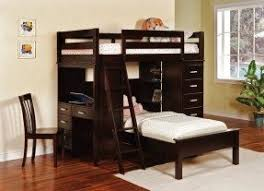 Bunk Beds With Desks For Sale Bunk Bed With Dresser And Desk Foter