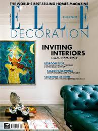 home design magazine philippines elle decoration november 2014 ph places to visit pinterest