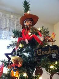 Cowboy Christmas Decorating Ideas 79 Best Elf On The Shelf Images On Pinterest Christmas Ideas