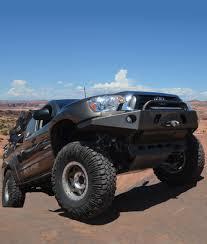 tacoma apex steel front bumper all pro off road