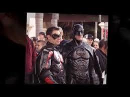 batman and robin costume youtube