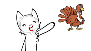 the happy thanksgiving song animated miranda sings