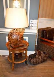 Rattan Table Lamp Seagrass And Rattan Furniture Decor Accessories Lighting