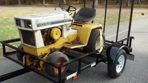 Good Condition Craigslist Used Farm Tractors Guide To Buying And Restoring Vintage Garden Tractors Part 1