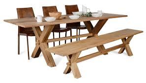 grange dining table natural oak