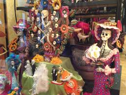 Dia De Los Muertos Halloween Decorations 9 Ways To Celebrate Day Of The Dead With Your Family In Chicago