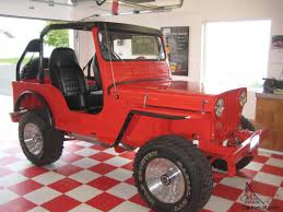 offroad jeep cj jeep cj 3a very clean with buick v6 engine off road special