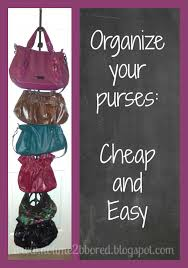 how to organize handbags in closet laura williams