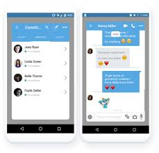 chat for android android chat solution for your mobile app audio chat for