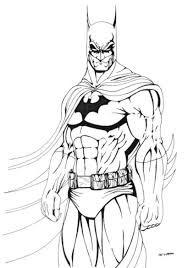 batman the dark knight free printable coloring sheet superheroes