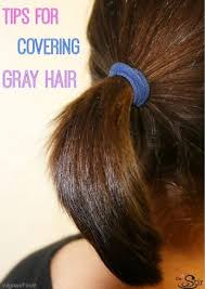 camouflaging gray hair with highlights 5 easy ways to cover up those first gray hairs cafemom