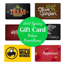 restaurant gift card restaurant gift card bonus promotions for gifting hot
