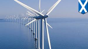 Backyard Wind Power World U0027s Largest Floating Offshore Wind Farm To Be Built Off The