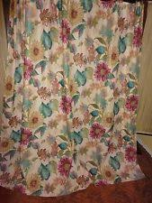 Croscill Iris Shower Curtain Croscill Floral Shower Curtains Ebay