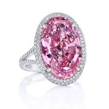 pink star diamond ring recut pink diamond soars in value to over 32 million cnn style