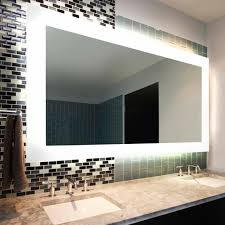 led illuminated bathroom mirror led backlit mirrors supplier 5mm