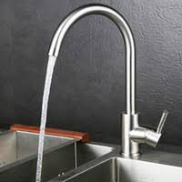 Cheapest Kitchen Faucets by Stainless Steel Single Handle Kitchen Faucets Price Comparison