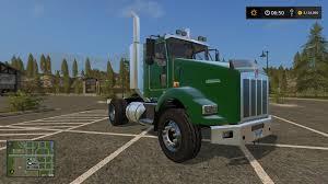 kenworth t800 truck kst kenworth t800 v2 3 fs17 farming simulator 17 mod fs 2017 mod