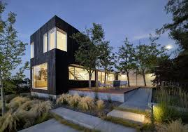 architecture los gatos california residence by schwartz and