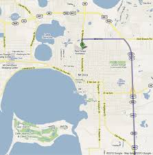 Map Of Ocala Fl Location U0026 Directions Mount Dora Fl Official Website