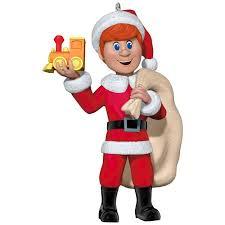 santa claus is comin to town kris kringle ornament keepsake
