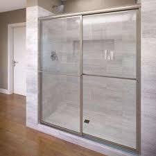 basco shower doors showers the home depot