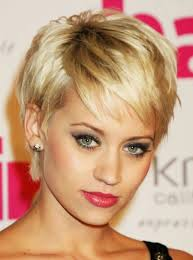 short hairstyles for fat round faces hairstyle picture magz