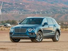 custom bentley bentayga 2017 bentley bentayga first review kelley blue book