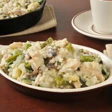 Simple Main Dish - main courses simple chicken risotto dinner recipe recipe4living