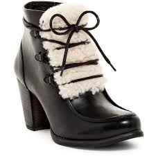 s ugg ankle boots with laces ugg australia analise genuine shearling boot 98 liked on