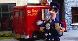video irish version postman pat