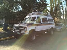 van ford econovan cc outtake 1976 ford club wagon 4 4 high roof u2013 ready for anything