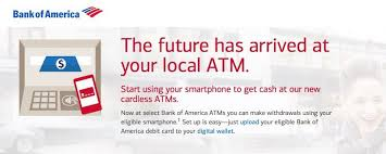 bank of america starts offering atm withdrawals using apple pay