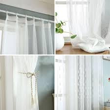 handmade window treatments window treatments modern handmade embroidery wave design linen