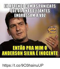Anderson Silva Meme - these two men make anderson silva look like amateur anderson