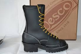 mens boots for sale wesco highliner black leather boots usa 8e