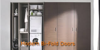 Folding Doors For Closets Dayoris Doors Modern Bi Fold Doors Contemporary Bi Fold Doors