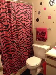 zebra bathroom ideas megans bathroom pink and zebra bathroom