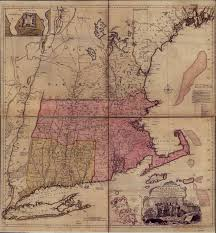 Map Of New England States by Kenyon Street Neighborhood Maps