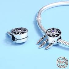 pandora bracelet charms sterling silver images 925 sterling silver dream catcher charm for pandora bracelet my jpg