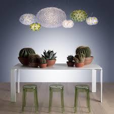 lampe esszimmer modern bloom new pendelleuchte von kartell roomido com