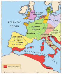 Eso Maps 2 Eso Session 1 The Middle Ages Begin Mr Bell U0027s World History