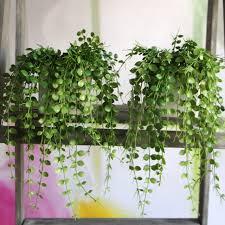 aliexpress com buy artificial vine leaves flower home decor
