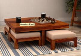 japanese style sheesham wood wooden center coffee table ebay coffee table buy center table at upto 60