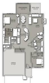 garage office plans floor plans avalon pointe condominiums